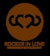 LOGO ROCKER IN LOVE